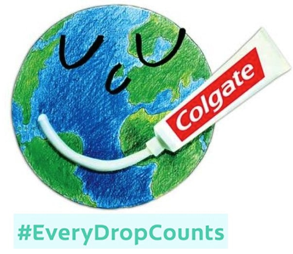 STATSOCIAL DEMONSTRATES THAT COLGATE'S #EVERYDROPCOUNTS CAMPAIGN WAS A SUCCESS!