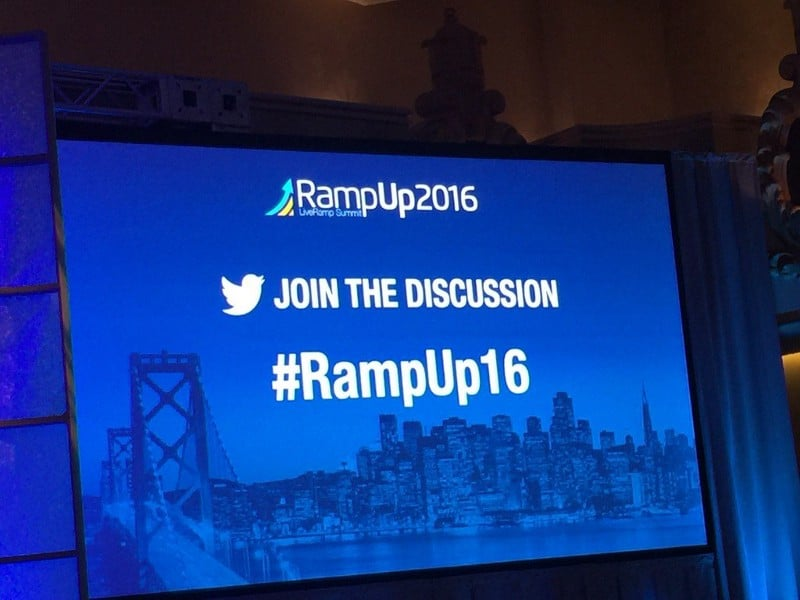 Who is attending #RampUp16? StatSocial knows.