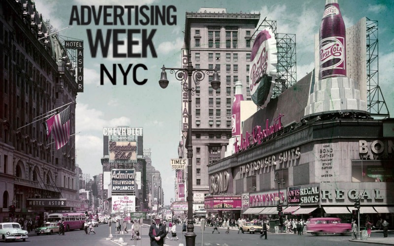Everything (and more) you wanted to know about the #AdWeekNY crowd.