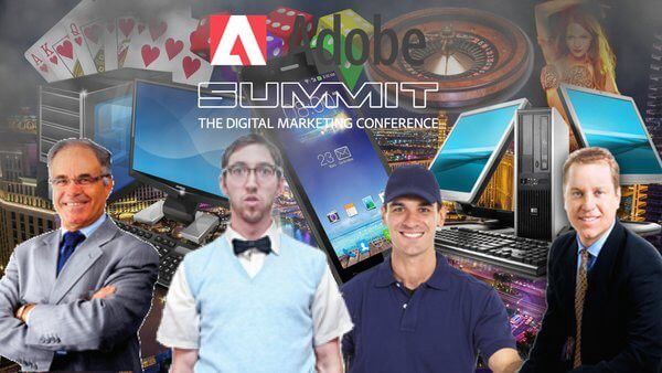 Dropping in on the Adobe Summit 2016 — #AdobeSummit
