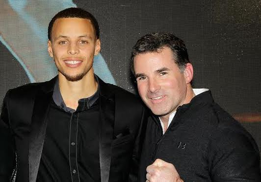 """Data is the new oil."" — Under Armour CEO Kevin Plank — Stephen Curry Edition"