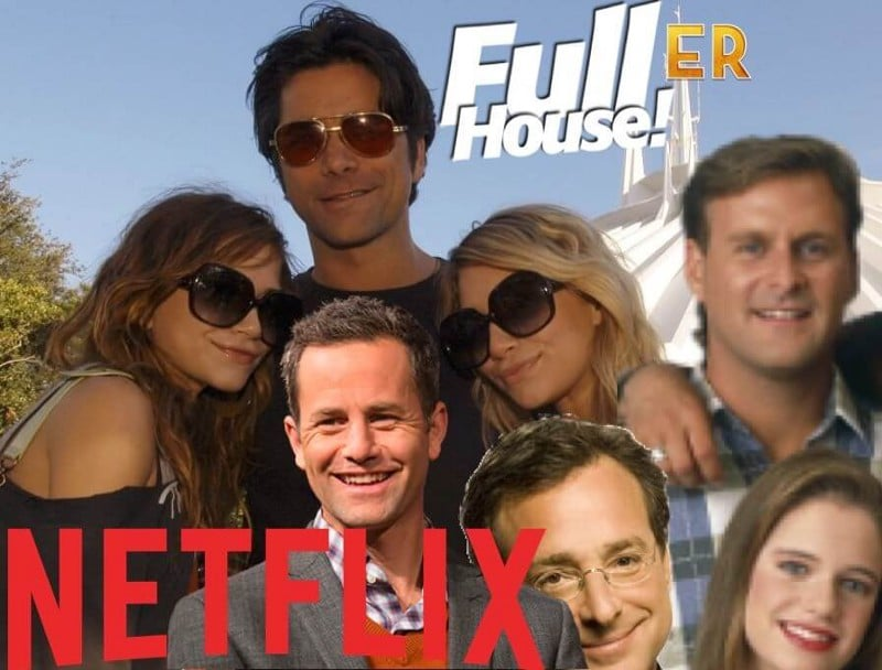 "STATSOCIAL HAS GOT THE LOWDOWN ON ""FULLER HOUSE."" WHICH UNCLE WAS LOVED BEST? (AND MORE)"