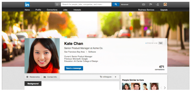 LinkedIn Updates Their Look