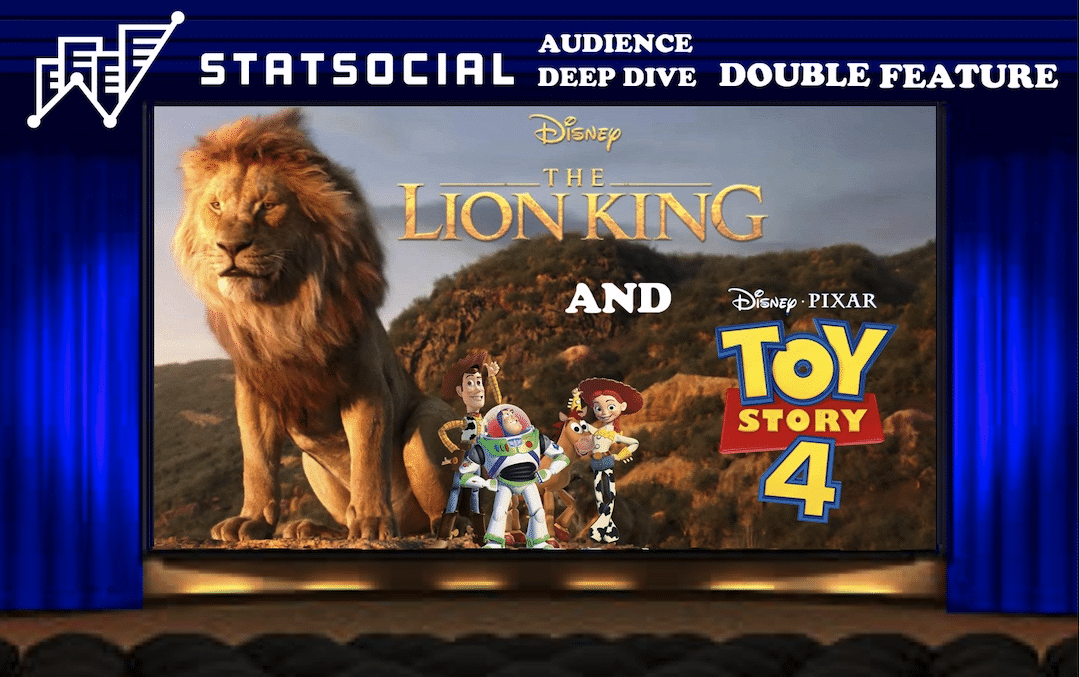 Side-by-Side: Who watched 'The Lion King' & 'Toy Story 4'?