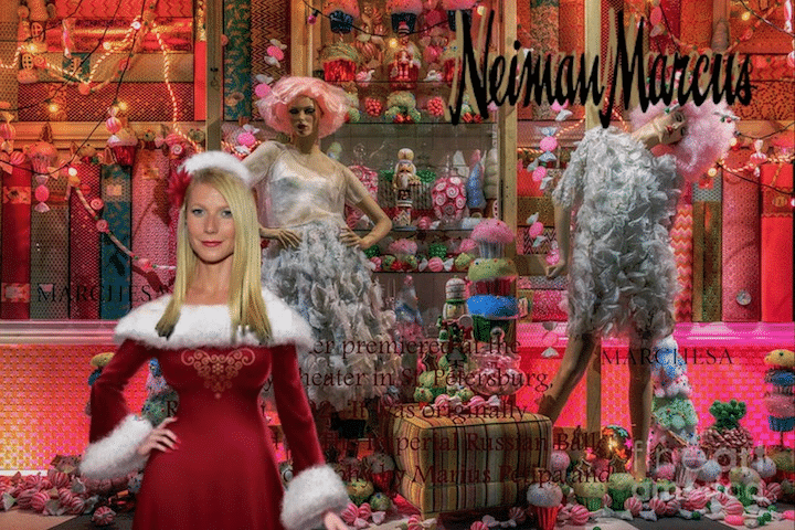 Holiday Shopping Influencer Marketing: Neiman Marcus