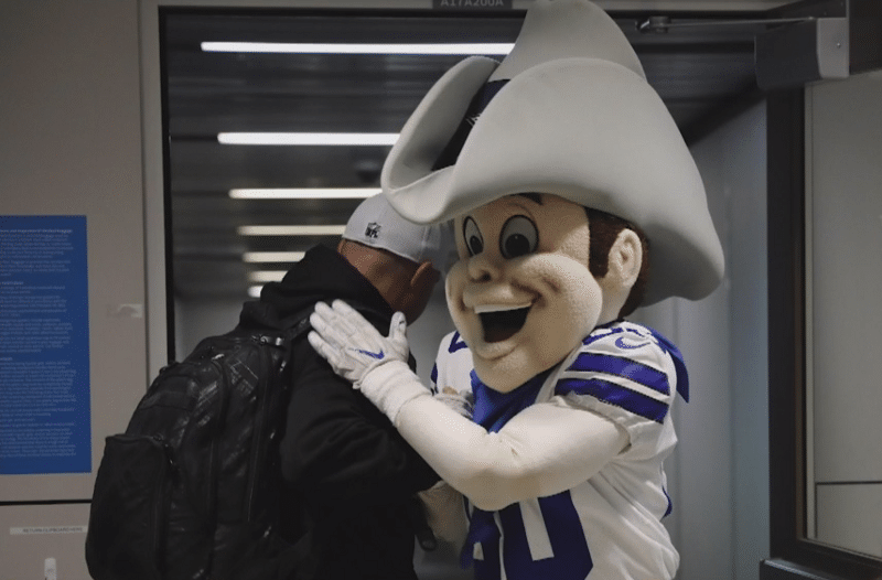 The Cowboys have the NFL's friendliest fans. Where does your team rank?