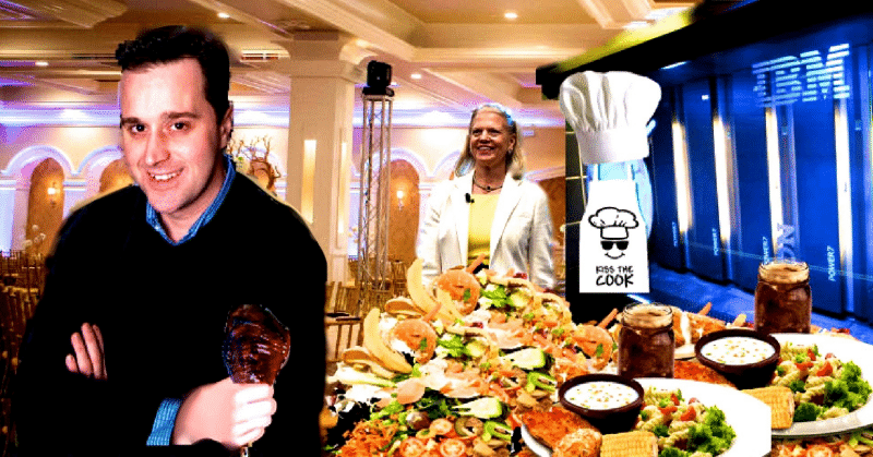 Chef Watson Invited Us to Dinner, and We Ate Like Kings!
