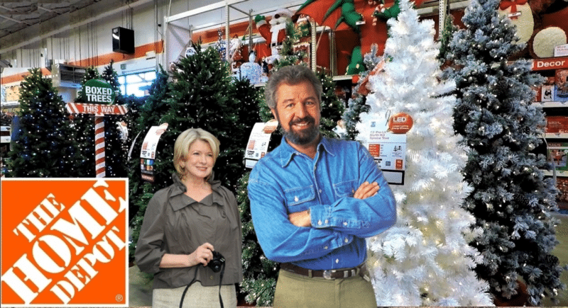 Holiday Shopping Influencer Marketing: Home Depot