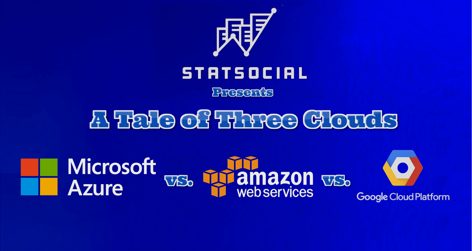 AWS vs. Azure vs. Google Cloud: What Earned Audience Data Tells Us