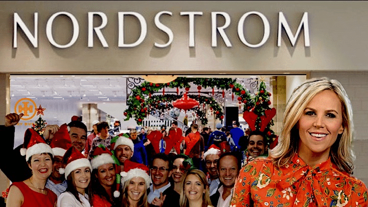 Holiday Shopping Influencer Marketing: Nordstrom