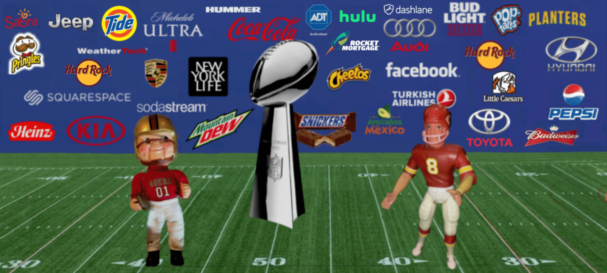 #BrandBowl LIV: Which Advertisers Resonate with the Fans?