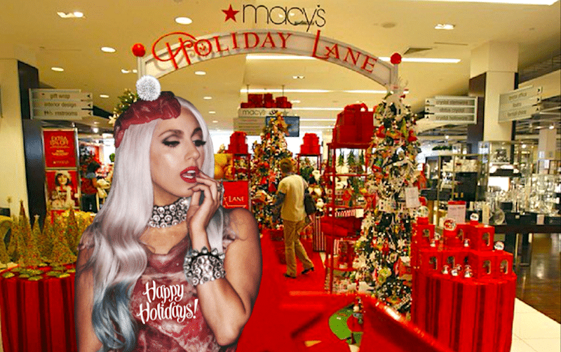 Holiday Shopping Influencer Marketing: Macy's