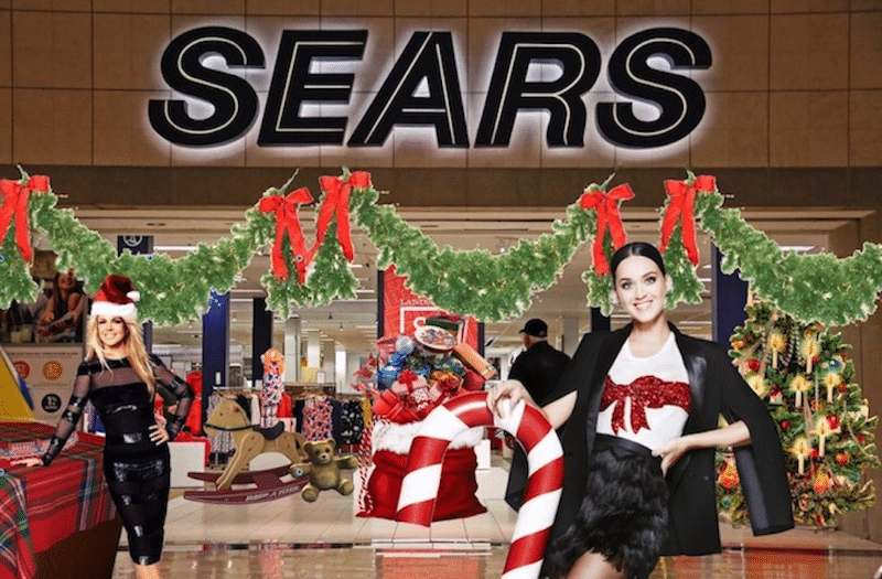 Holiday Shopping Influencer Marketing: Sears