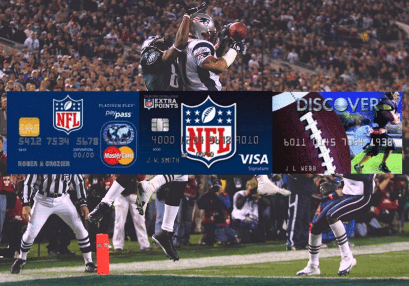NFL Fans and Their Favorite Credit Cards