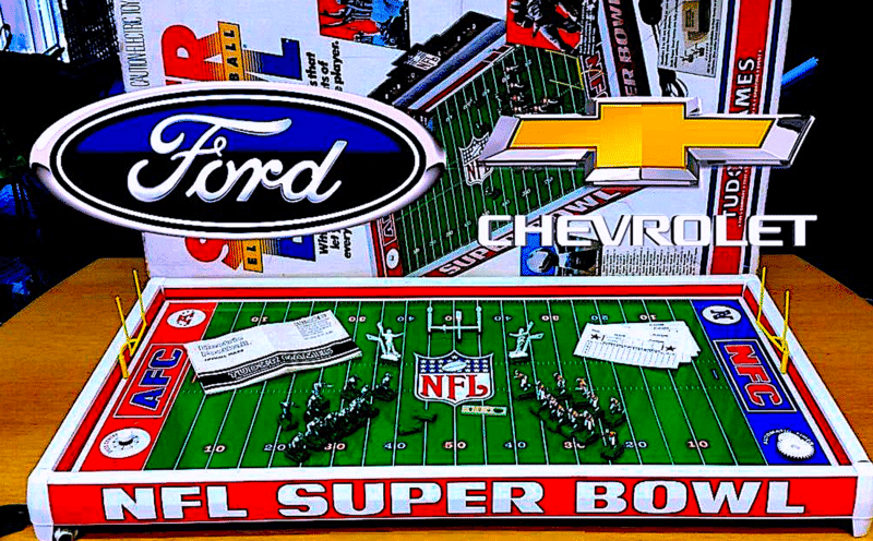 Do NFL fans prefer Ford or Chevy?