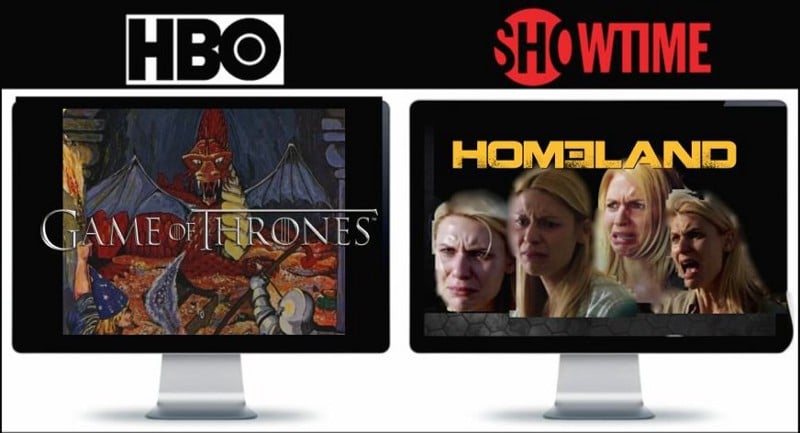 WE KNOW SHOWTIME'S VIEWERS WATCH HBO. STATSOCIAL KNOWS WHICH SHOWS! PART TWO