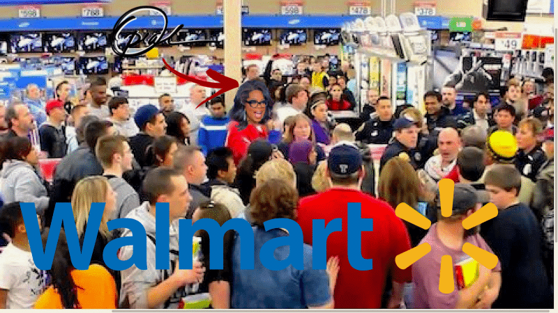 Holiday Shopping Influencer Marketing: Walmart