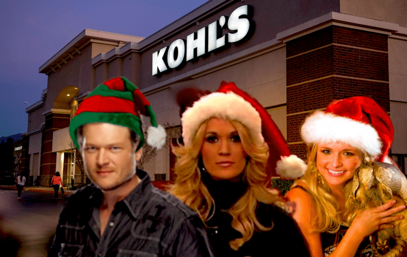 Holiday Shopping Influencer Marketing: Kohl's