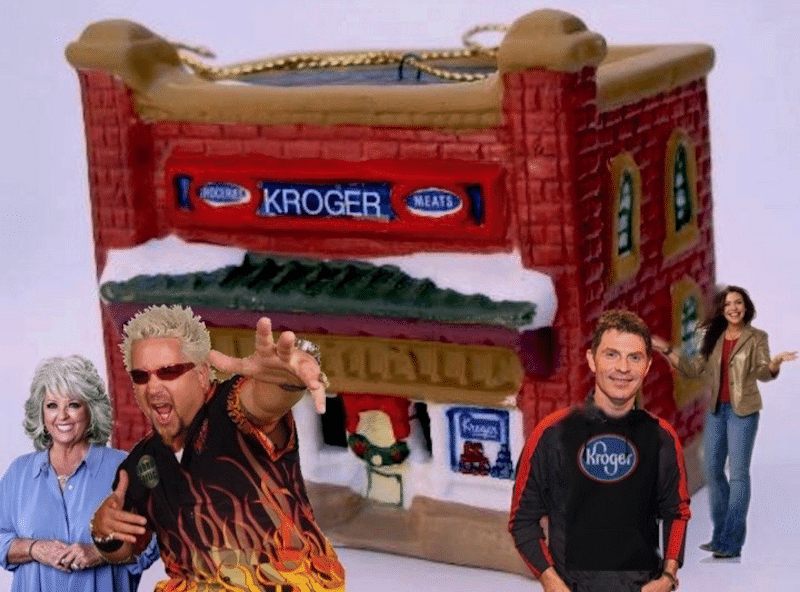 Holiday Shopping Influencer Marketing: Kroger