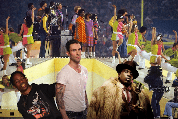 (BIG DATA) Do NFL fans even like the Super Bowl Halftime Performers?