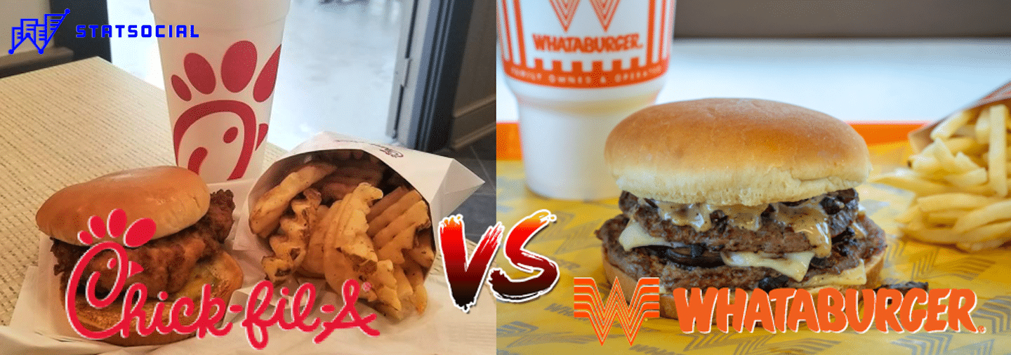Customer Comparison: Whataburger vs. Chick-fil-A