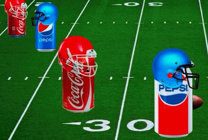 Do NFL Fans Prefer Coke or Pepsi?