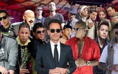StatSocial Digital Tribes — Música de América Latina