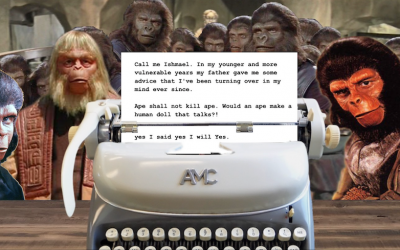 StatSocial Digital Tribes —  Infinite Monkeys and a Typewriter