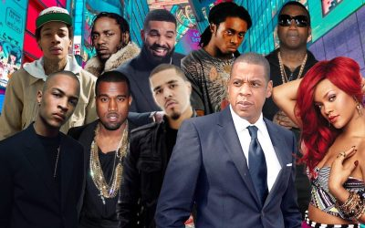 StatSocial Digital Tribe — Hip Pop Life