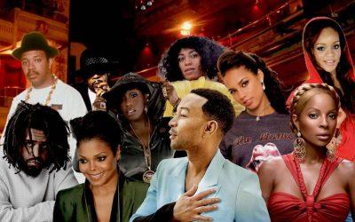 StatSocial Digital Tribes — Hip Hop, Soul, & R&B of Quality