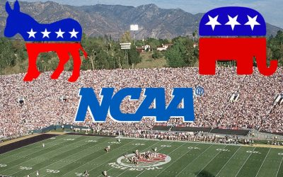 StatSocial's Top-25 College Football Teams Analysis — Democrat vs. Republican Fanbases