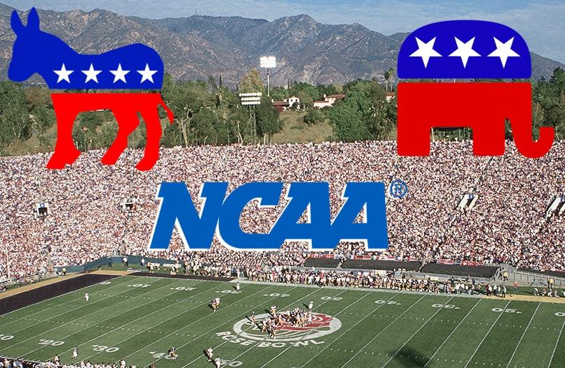 StatSocial's Top-25 College Football Teams Analysis — Democrat vs. Republican Fanbases