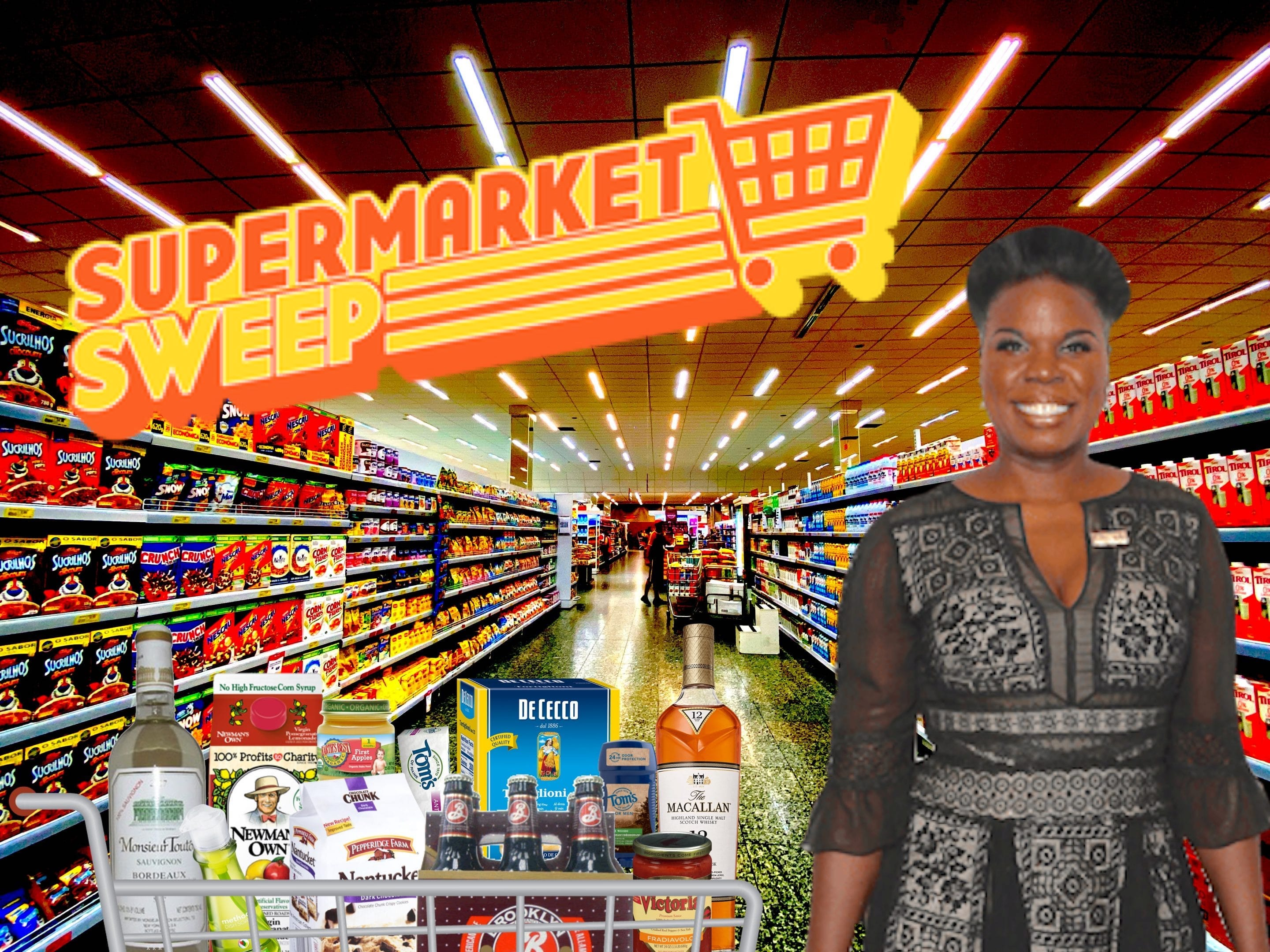 Leslie Jones - Supermarket Sweep