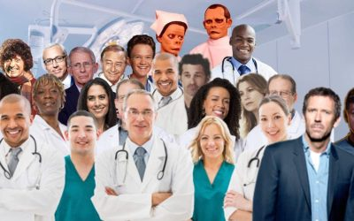 StatSocial Digital Tribes — Physician Heal These People